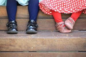 childrens feet witness web